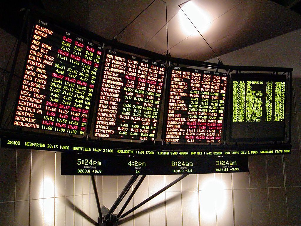 bourse actions forex actions binaires