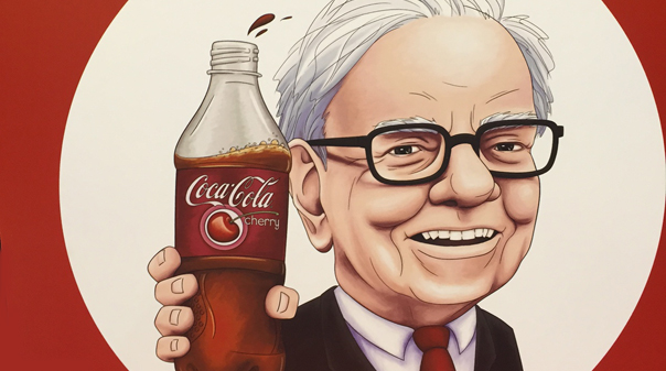 coca cola et warren buffett